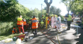 intervention sur un accident