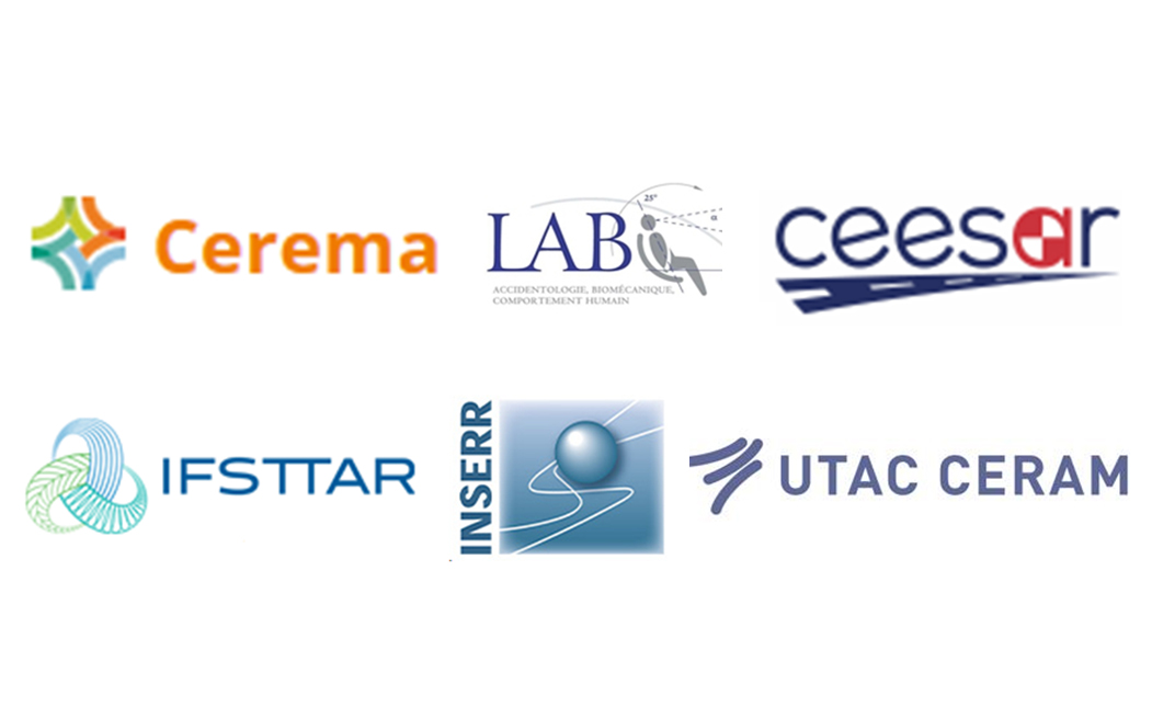 Logos main research partners