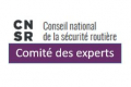 Logo Comité des experts CNSR