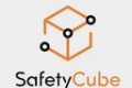 Logo safety cube