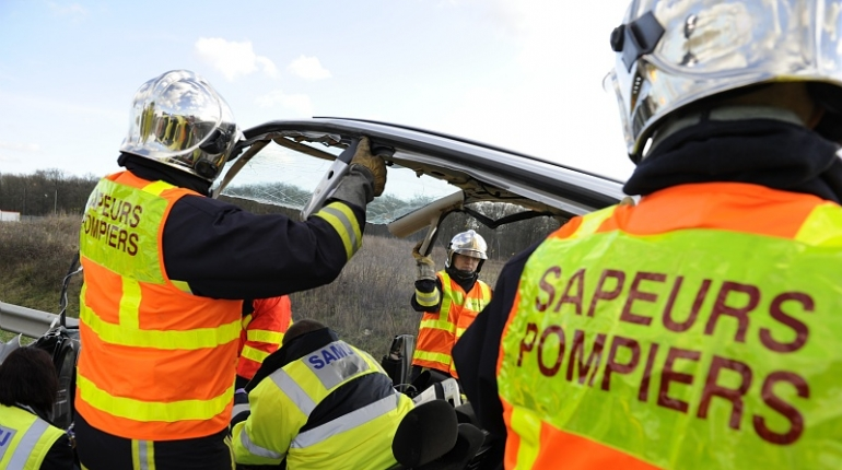 Secours sur accidents de la route
